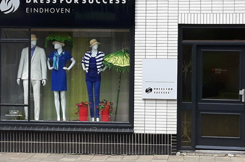 24f06c7387ad13 Dress for success Eindhoven Bruist